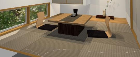 汚れに強くてカビない畳で家事の負担を少なくしたい