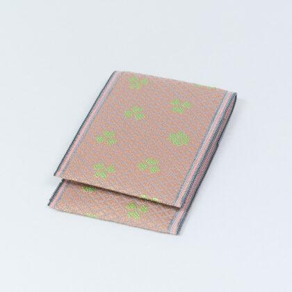 名刺カード入れ クローバー(ピンク)